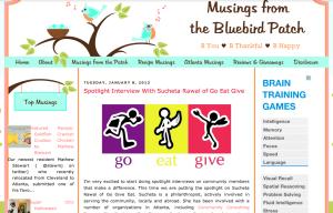 The Bluebird Patch