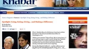 Khabar Magazine September 2013