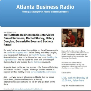 Atlanta Business Radio